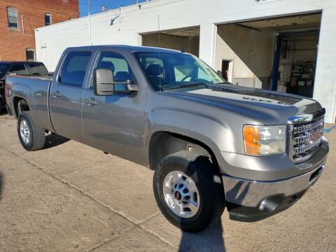 2013 GMC Sierra 2500HD for sale at Apex Auto Sales in Coldwater KS