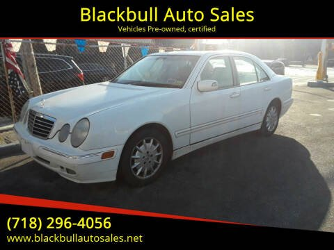 2001 Mercedes-Benz E-Class for sale at Blackbull Auto Sales in Ozone Park NY