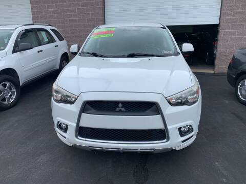 2011 Mitsubishi Outlander Sport for sale at 924 Auto Corp in Sheppton PA