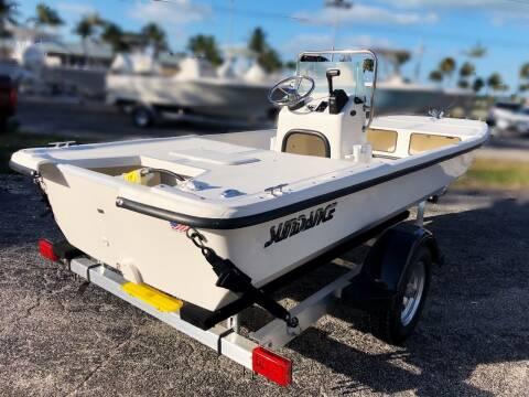 2020 Sundance K16 Skiff Hull for sale at Key West Kia - Wellings Automotive & Suzuki Marine in Marathon FL