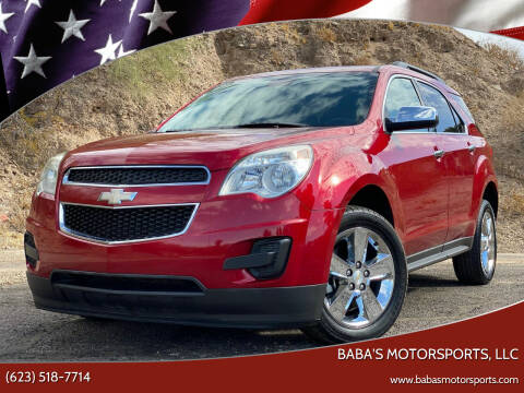 2015 Chevrolet Equinox for sale at Baba's Motorsports, LLC in Phoenix AZ
