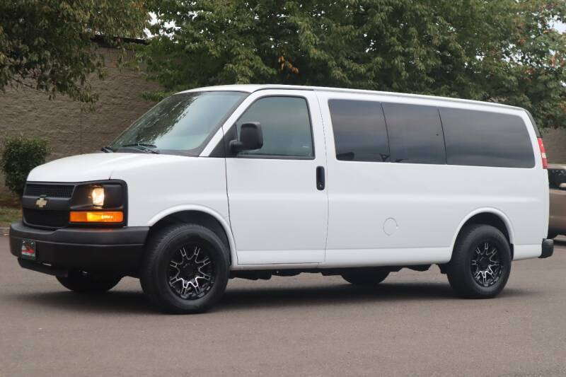2013 Chevrolet Express Passenger for sale at Beaverton Auto Wholesale LLC in Hillsboro OR