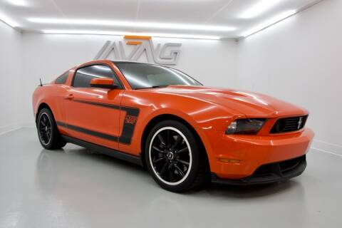 2012 Ford Mustang for sale at Alta Auto Group in Concord NC