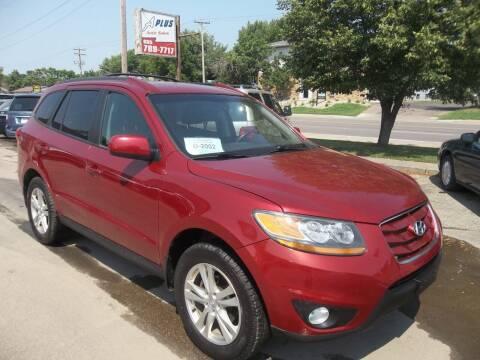 2011 Hyundai Santa Fe for sale at A Plus Auto Sales in Sioux Falls SD