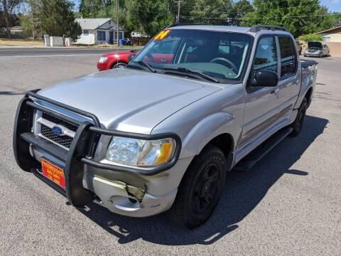 2004 Ford Explorer Sport Trac for sale at Progressive Auto Sales in Twin Falls ID