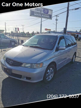 2004 Honda Odyssey for sale at Car One Motors in Seattle WA