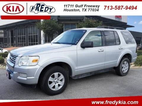 2010 Ford Explorer for sale at FREDY KIA USED CARS in Houston TX