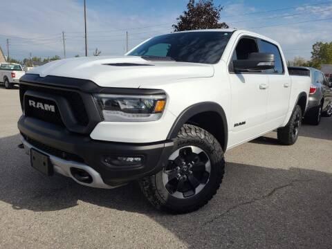 2021 RAM Ram Pickup 1500 for sale at Olger Motors, Inc. in Woodbridge NJ