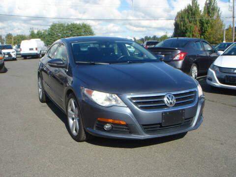 2012 Volkswagen CC for sale at Sound Auto Land LLC in Auburn WA