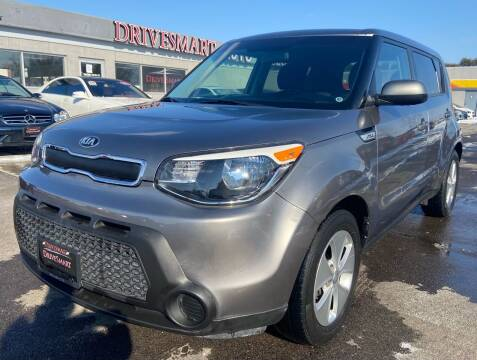 2016 Kia Soul for sale at DriveSmart Auto Sales in West Chester OH