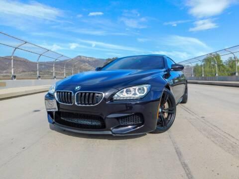 2014 BMW M6 for sale at Milpas Motors in Santa Barbara CA