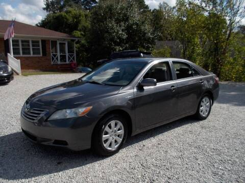 2007 Toyota Camry Hybrid for sale at Carolina Auto Connection & Motorsports in Spartanburg SC