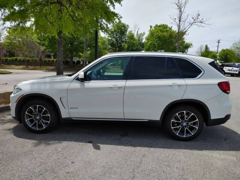 2015 BMW X5 for sale at C & J International Motors in Duluth GA
