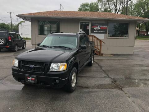 2004 Ford Explorer Sport Trac for sale at Big Red Auto Sales in Papillion NE