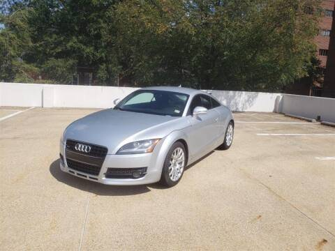 2009 Audi TT for sale at Crown Auto Group in Falls Church VA