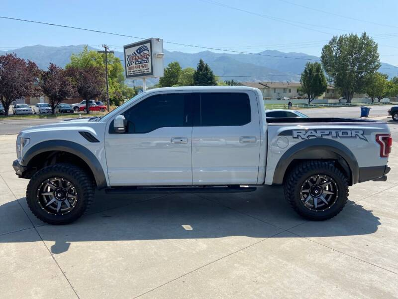 2017 Ford F-150 for sale at Haacke Motors in Layton UT