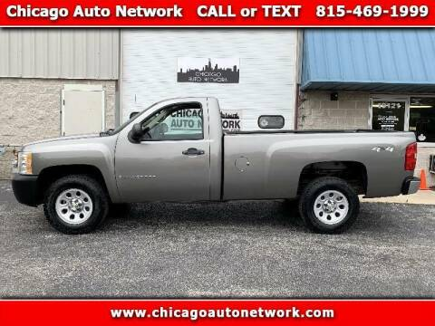 2009 Chevrolet Silverado 1500 for sale at Chicago Auto Network in Mokena IL