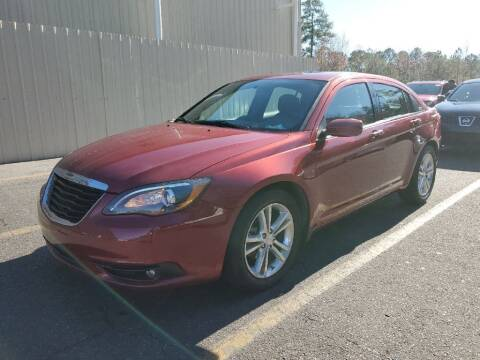 2014 Chrysler 200 for sale at Fletcher Auto Sales in Augusta GA