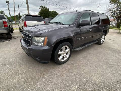 2010 Chevrolet Suburban for sale at RODRIGUEZ MOTORS CO. in Houston TX