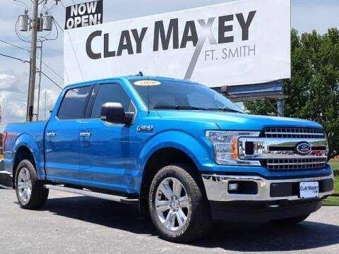 2020 Ford F-150 for sale at Clay Maxey Fort Smith in Fort Smith AR