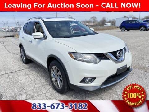 2015 Nissan Rogue for sale at Glenbrook Dodge Chrysler Jeep Ram and Fiat in Fort Wayne IN