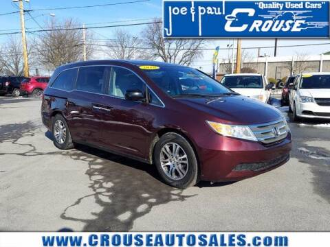 2011 Honda Odyssey for sale at Joe and Paul Crouse Inc. in Columbia PA