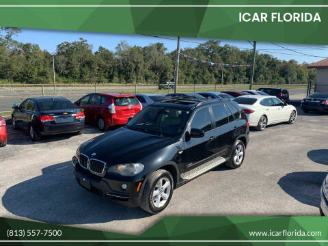 2010 BMW X5 for sale at ICar Florida in Lutz FL