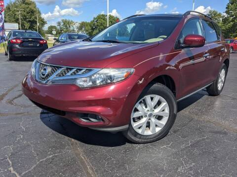 2012 Nissan Murano for sale at West Point Auto Sales in Mattawan MI