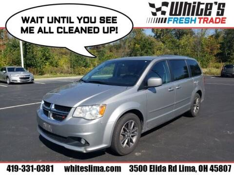 2017 Dodge Grand Caravan for sale at White's Honda Toyota of Lima in Lima OH