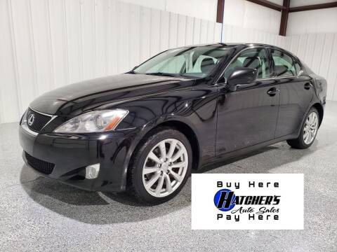 2006 Lexus IS 250 for sale at Hatcher's Auto Sales, LLC - Buy Here Pay Here in Campbellsville KY