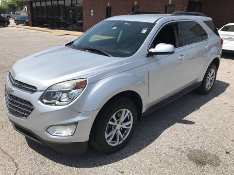 2016 Chevrolet Equinox for sale at East Memphis Auto Center in Memphis TN