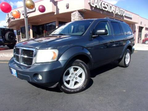 2008 Dodge Durango for sale at Lakeside Auto Brokers in Colorado Springs CO