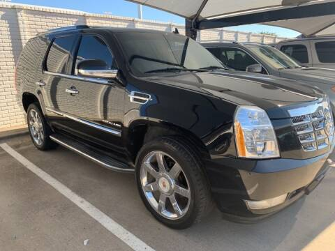 2011 Cadillac Escalade for sale at Excellence Auto Direct in Euless TX