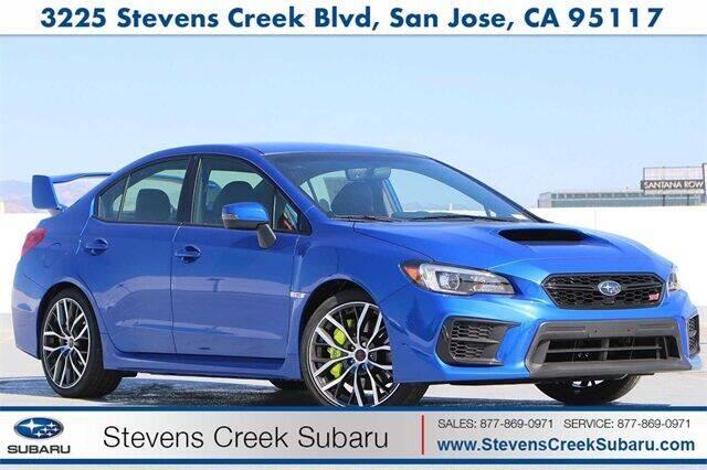 2021 Subaru WRX for sale in San Jose, CA