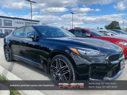 2022 Kia Stinger for sale at Fishers Imports in Fishers IN