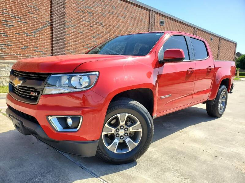2015 Chevrolet Colorado for sale at AUTO DIRECT in Houston TX