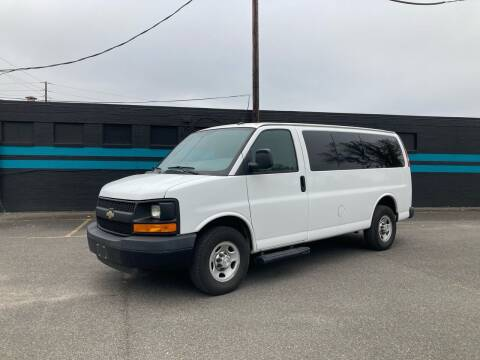 2014 Chevrolet Express Passenger for sale at Peppard Autoplex in Nacogdoches TX