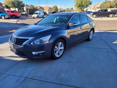 2013 Nissan Altima for sale at Sooner Automotive Sales & Service LLC in Peoria AZ