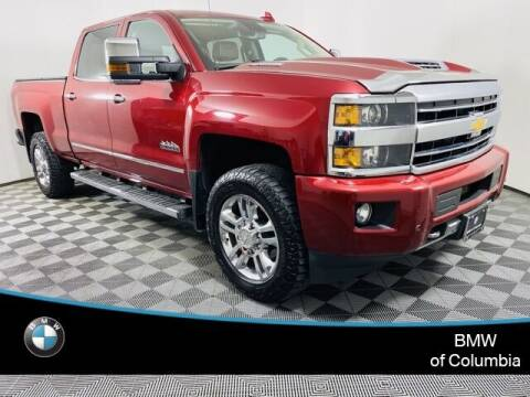 2018 Chevrolet Silverado 2500HD for sale at Preowned of Columbia in Columbia MO
