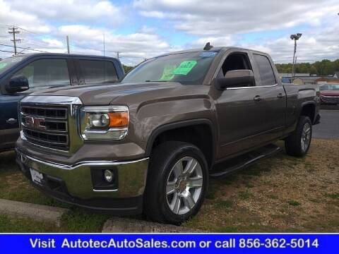 2015 GMC Sierra 1500 for sale at Autotec Auto Sales in Vineland NJ