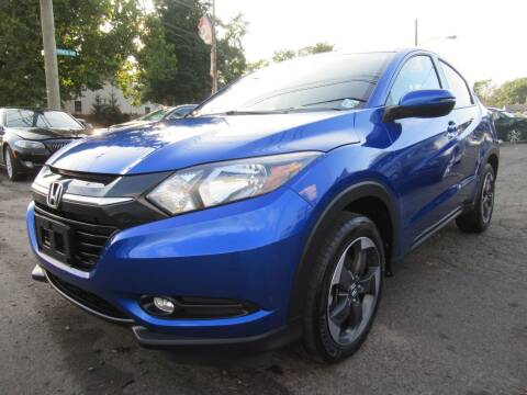 2018 Honda HR-V for sale at PRESTIGE IMPORT AUTO SALES in Morrisville PA