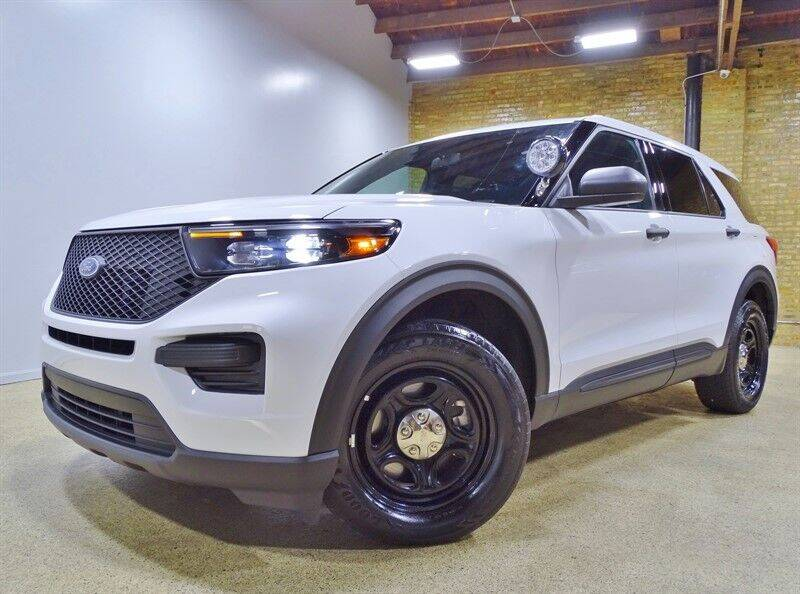 2020 Ford Explorer for sale in Chicago, IL