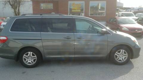 2007 Honda Odyssey for sale at Lewis Used Cars in Elizabethton TN