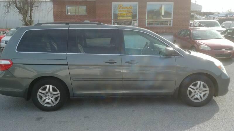 2007 Honda Odyssey EX-L 4dr Mini-Van w/DVD - Elizabethton TN