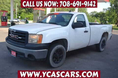2008 GMC Sierra 1500 for sale at Your Choice Autos - Crestwood in Crestwood IL