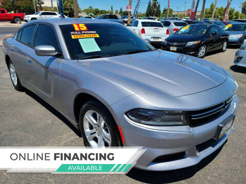 2015 Dodge Charger for sale at Super Cars Sales Inc #1 in Oakdale CA