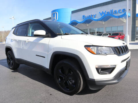 2018 Jeep Compass for sale at RUSTY WALLACE HONDA in Knoxville TN