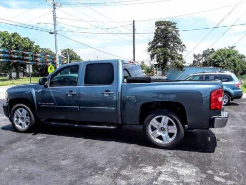 2008 Chevrolet Silverado 1500 for sale at Rons Auto Sales in Stockdale TX