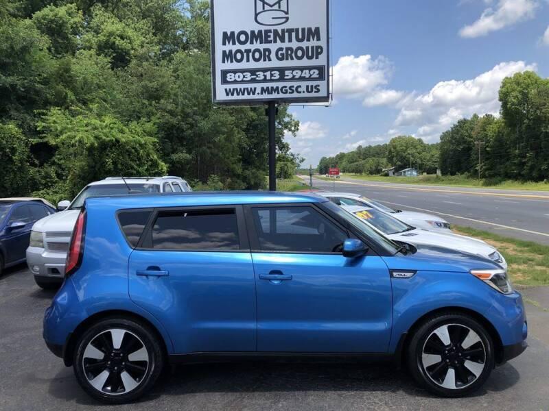 2017 Kia Soul for sale at Momentum Motor Group in Lancaster SC