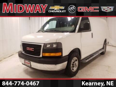 2018 GMC Savana Cargo for sale at Midway Auto Outlet in Kearney NE